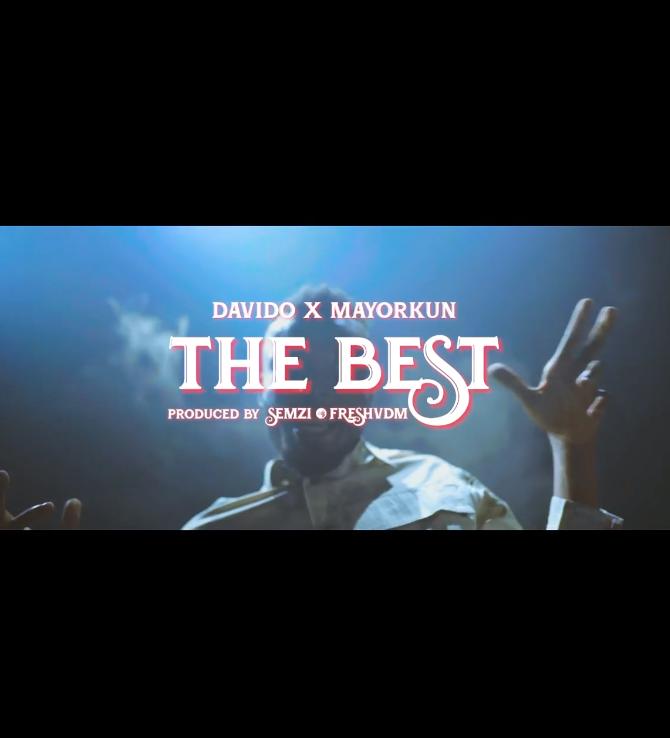 Davido Mayorkun The Best, Top Collaboration of 2020