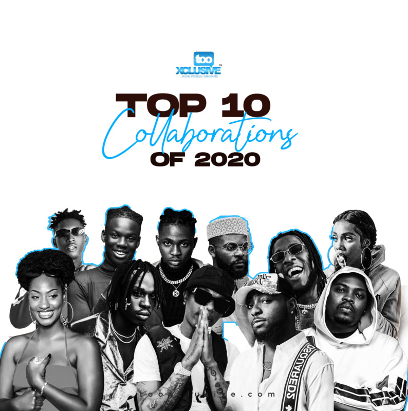 Top 10 Collaboration Songs Of 2020