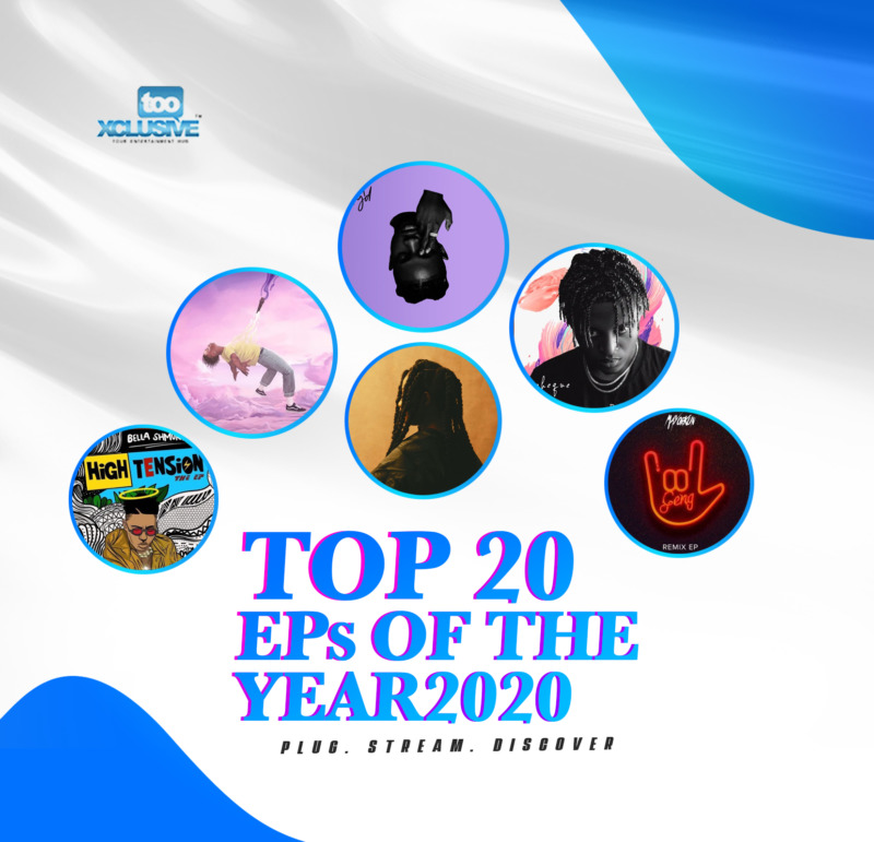Top EPs Of 2020