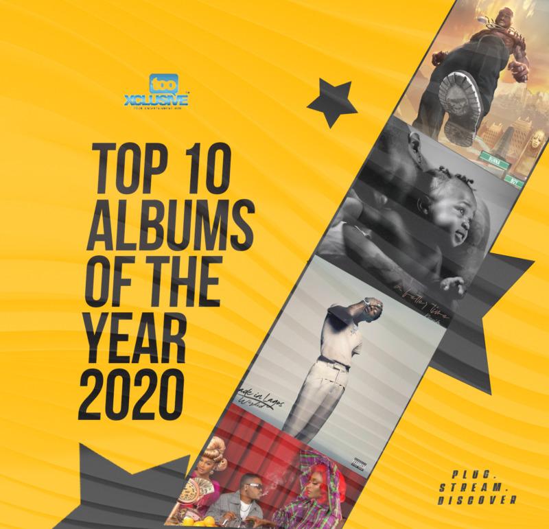 Top Nigerian Albums 2020
