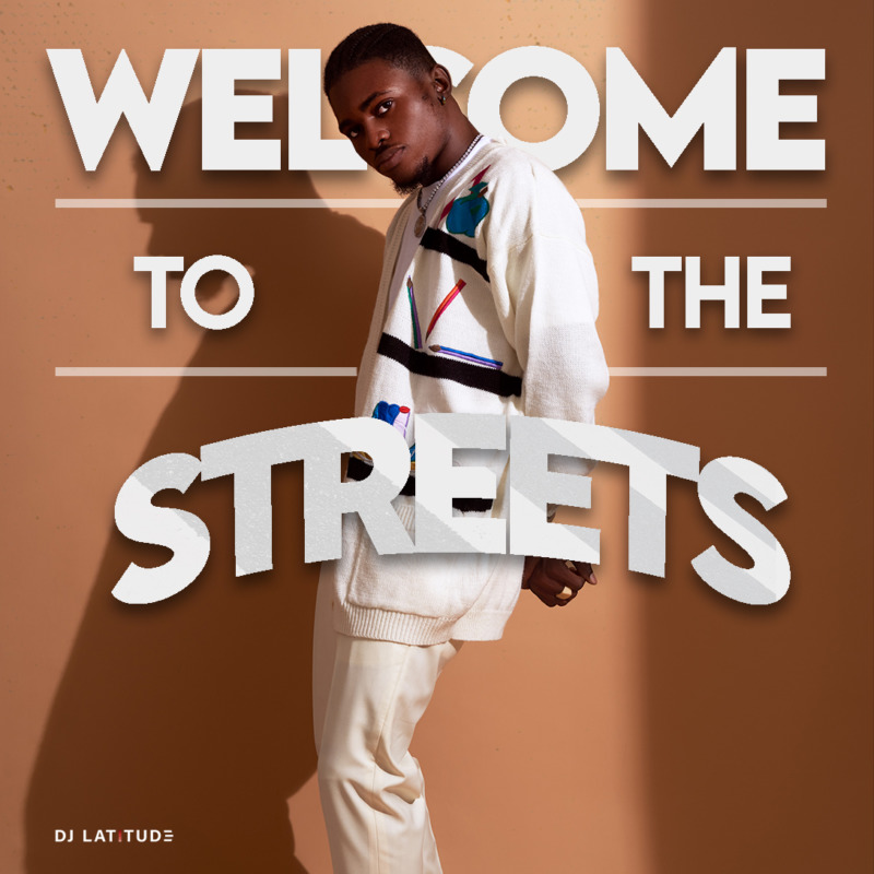 DJ Latitude Welcome To The Streets