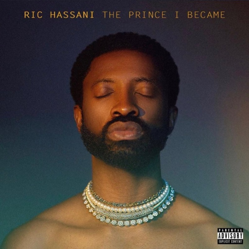 Ric Hassani The Prince I Became Album