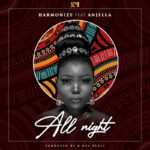 "Harmonize – ""All Night"" ft. Anjella"