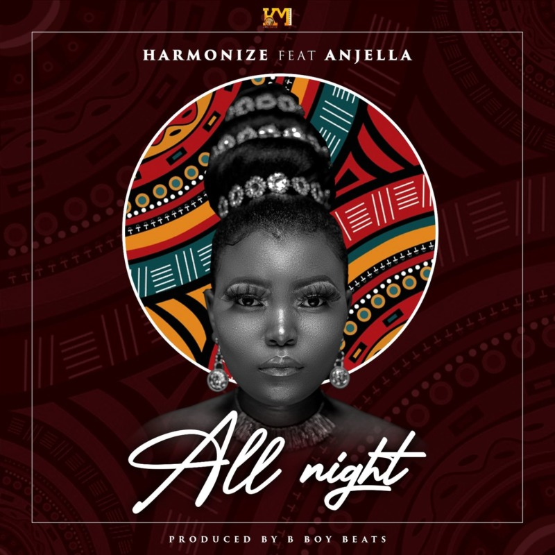 Harmonize All Night Anjella