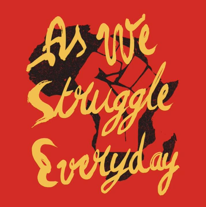 Femi Kuti As We Struggle Everyday