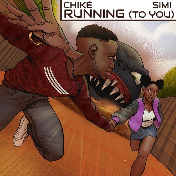 Chike Simi Running