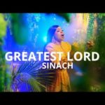 "[Audio + Video] Sinach – ""Greatest Lord"""
