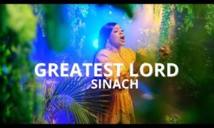 Sinach Greatest Lord