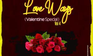 DJ Lamp Love Ways Vol. 4 (Valentine Special)