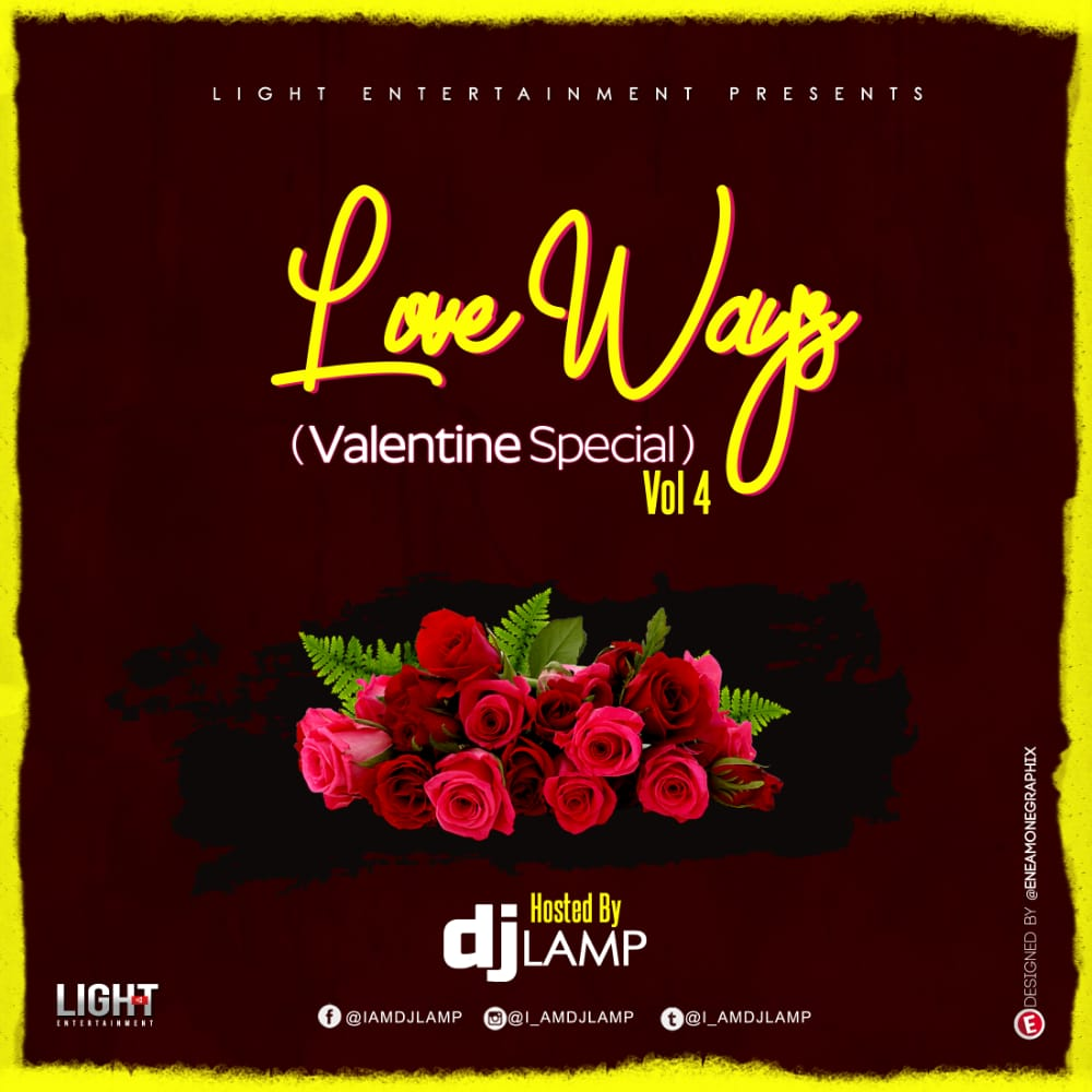 DJ Lamp Love Always Vol. 4 (Valentine Special)