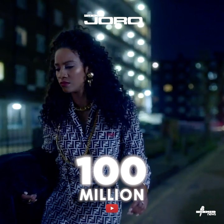 Joro 100 Million Youtube Views