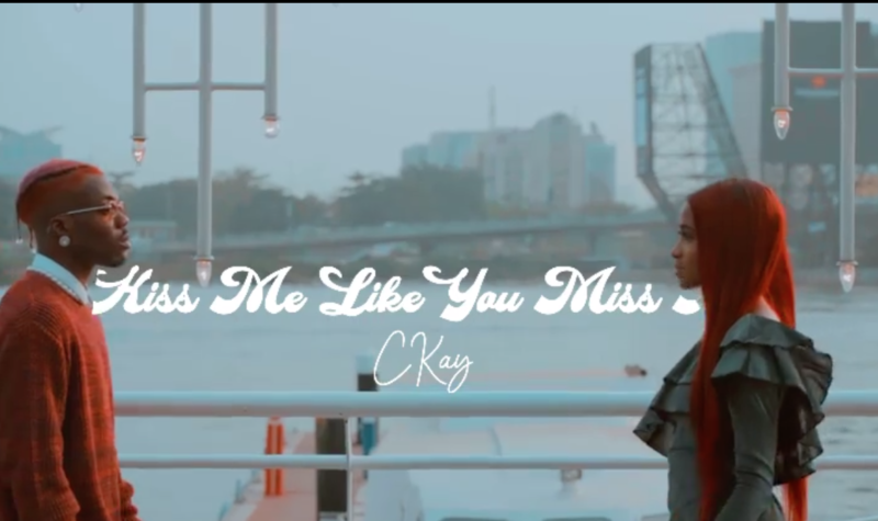 CKAY Kiss Me Like You Miss Me Lyrics