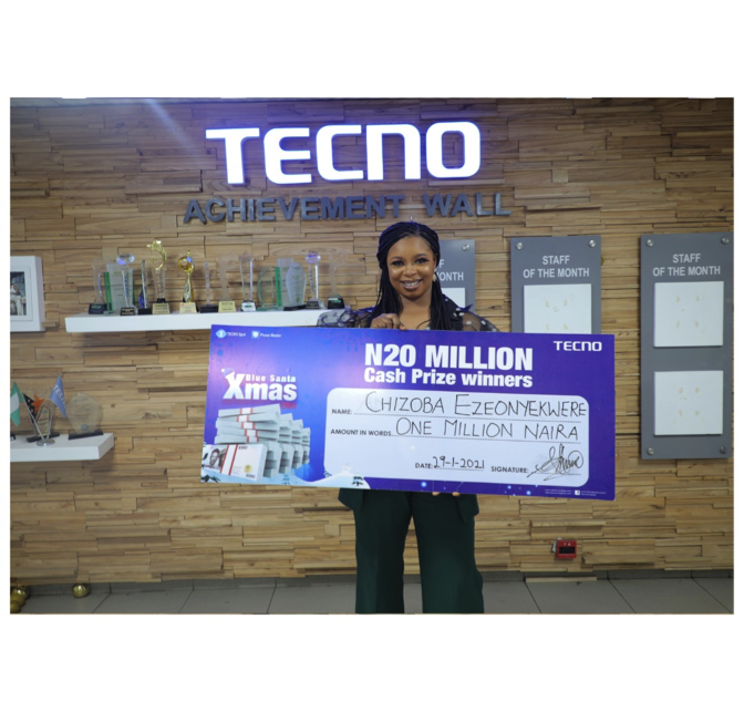 How TECNO's Blue Christmas Changed People's life Forever 1