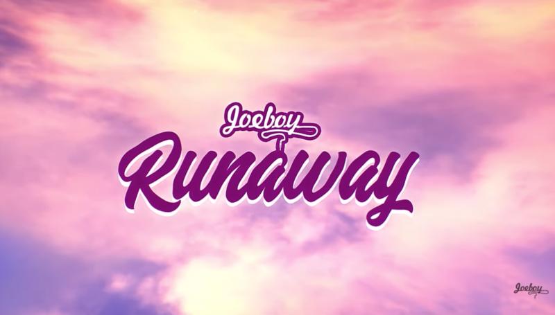 Joeboy Runaway