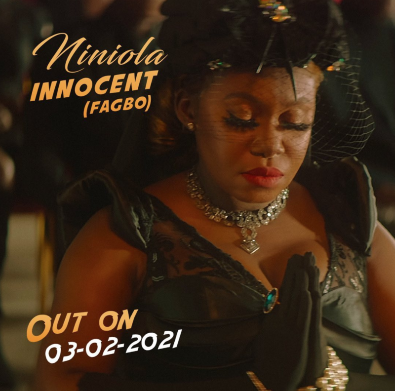 """Niniola Starts 2021 With """"INNOCENT (FAGBO)"""" Official Video 