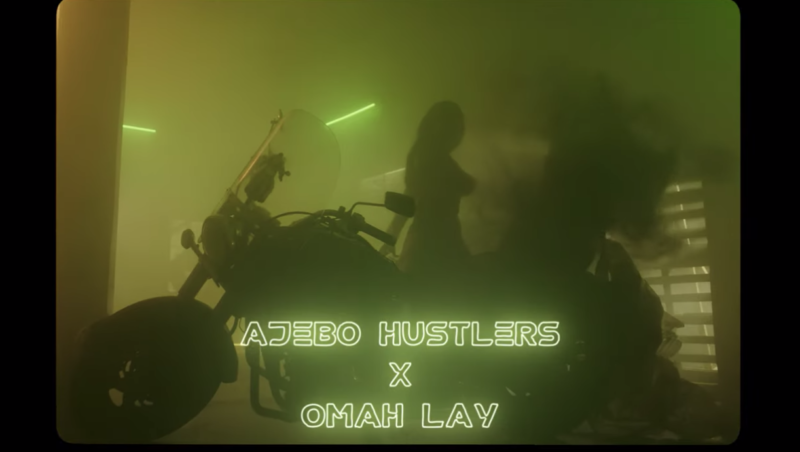 Ajebo Hustlers Omah Lay