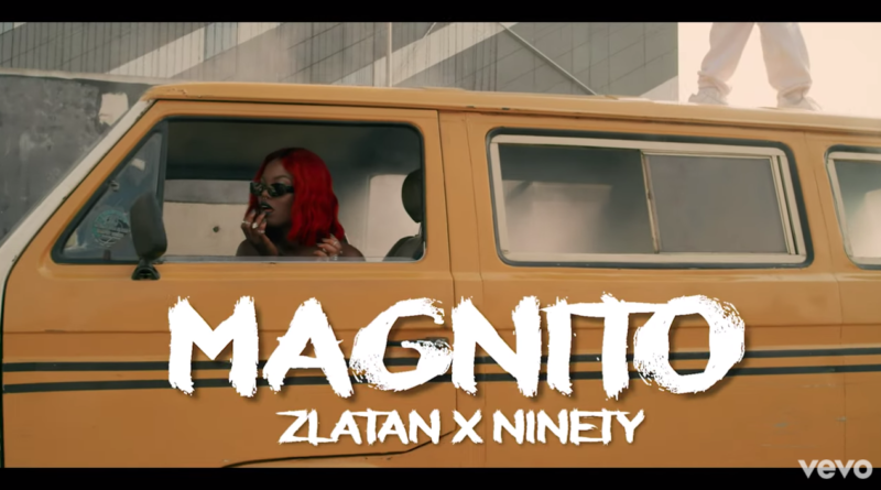 "[Video] Magnito – ""Sunday"" ft. Zlatan x Ninety 1"
