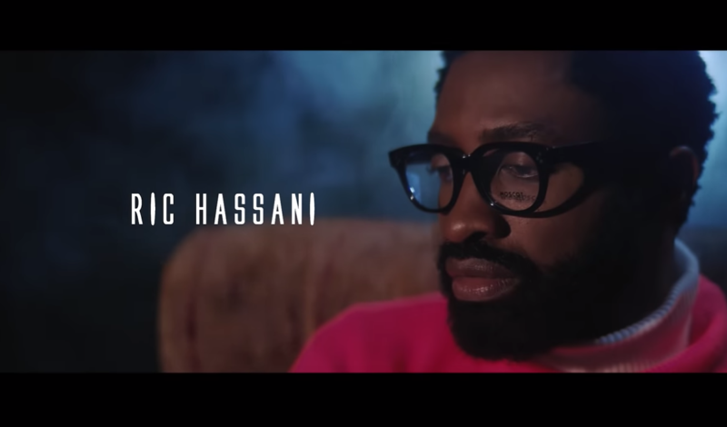 Ric Hassani Thunder Fire You