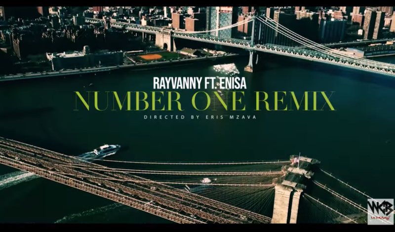 Rayvanny Number One Remix Enisa