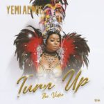 "[Video] Yemi Alade – ""Turn Up"""
