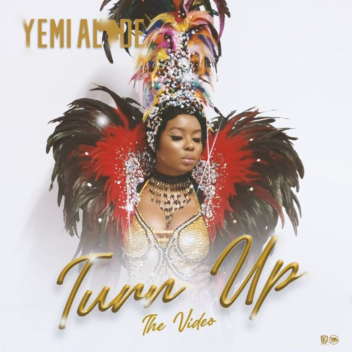 Yemi Alade Turn Up