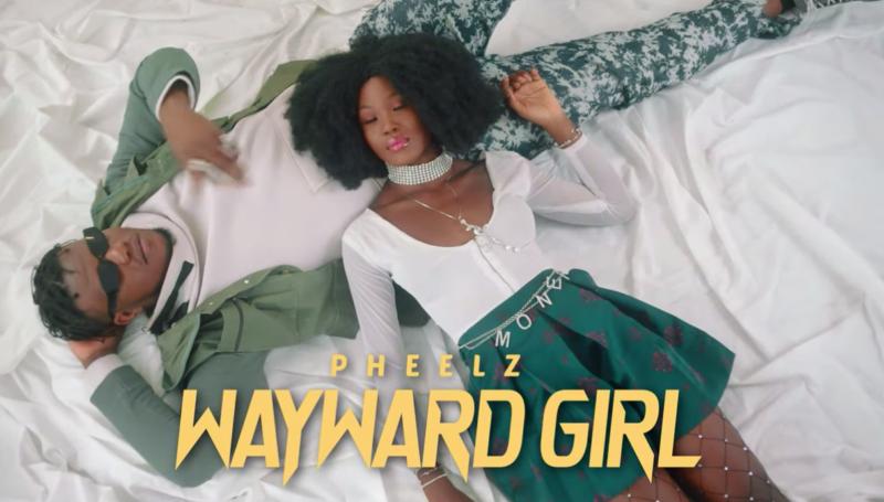 Pheelz Wayward Girl