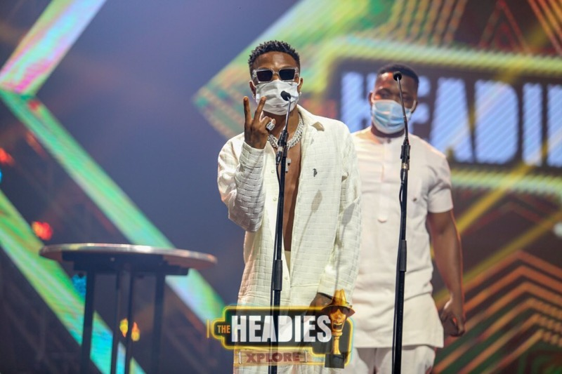 Headies Artiste Of The Year Award