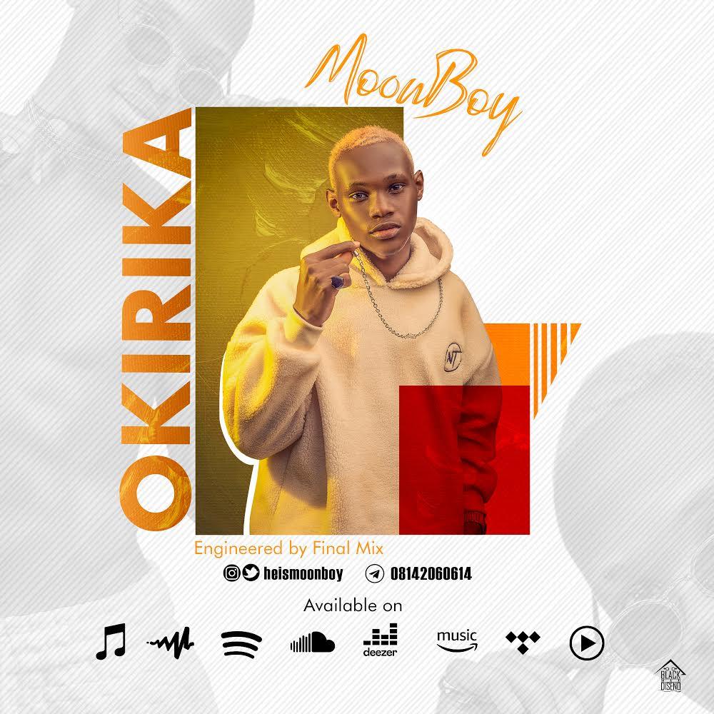 """Moonboy – """"Okirika"""" 1"""