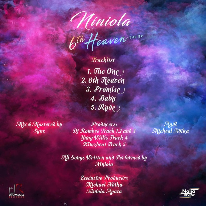 6th Heaven Tracklist