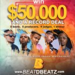Win $50,000 From The OngoingBEAT D BEATZ Music Competition , Download Beat By Masterkraft, Rexxie,Youngjonn, Ozedikus and Benie