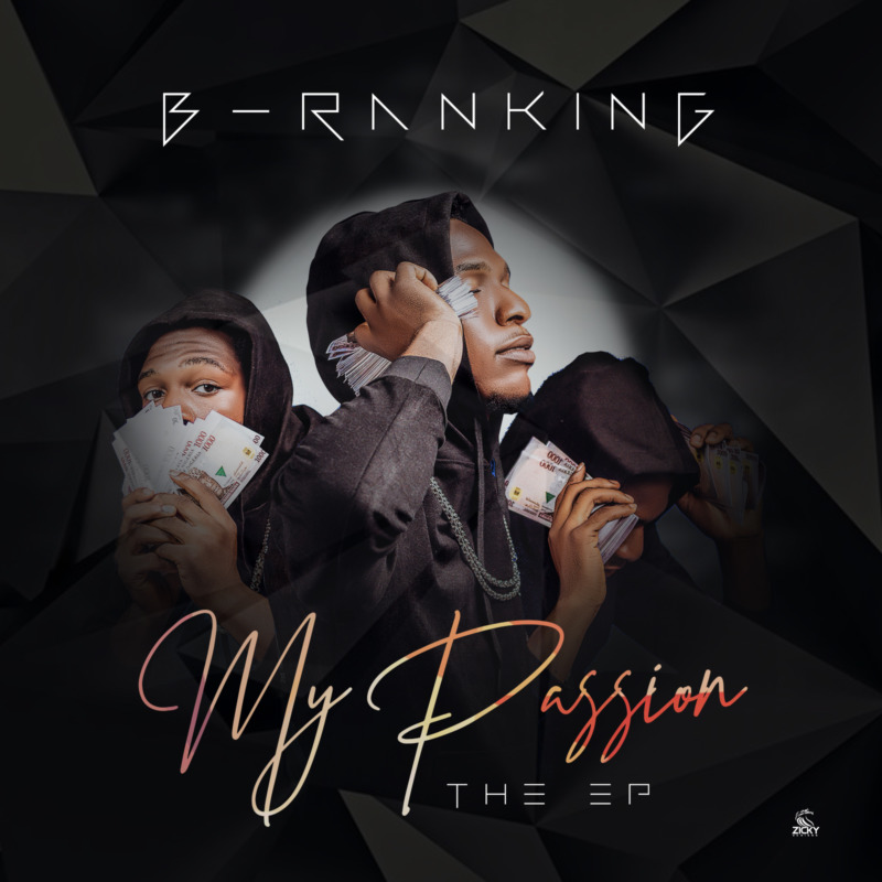 "[EP] B-Ranking – ""My Passion"" The EP 1"