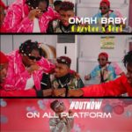 "[Video] OzzyBee X Teni – ""OMAH BABY"""