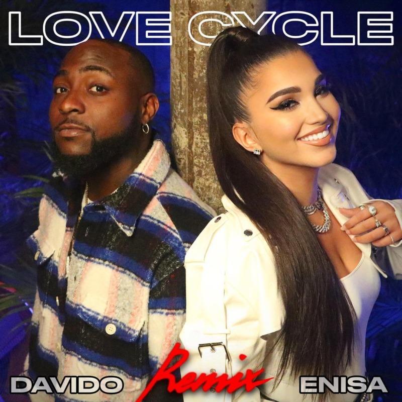 "Video] Enisa - ""Love Cycle"" (Remix) ft. Davido « tooXclusive"