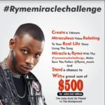 """Ryme – """"Miracle"""" #Rymemiraclechallenge"""