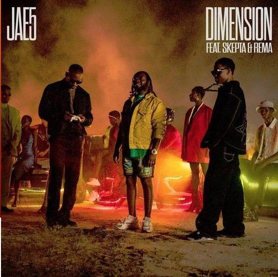 Jae5 Skepta Rema Dimension