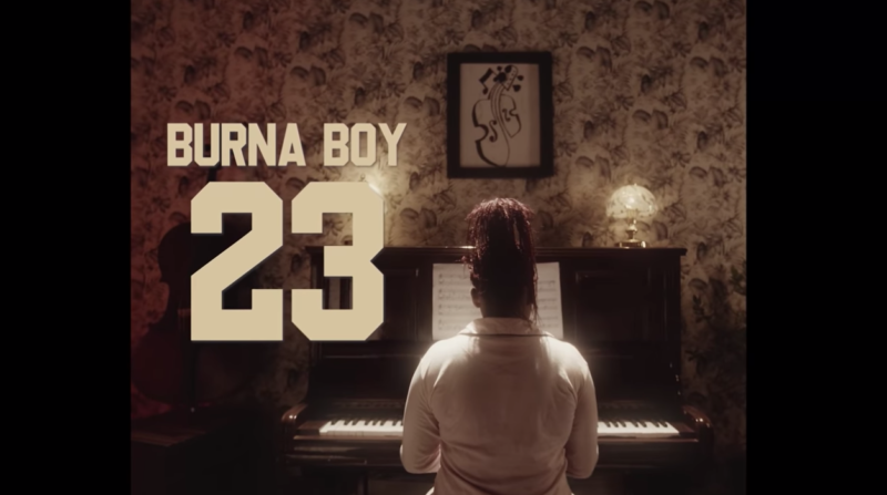 Burna Boy 23