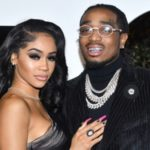 American Rapper, Quavo Gets Dumped Publicly By Girfriend, Saweetie