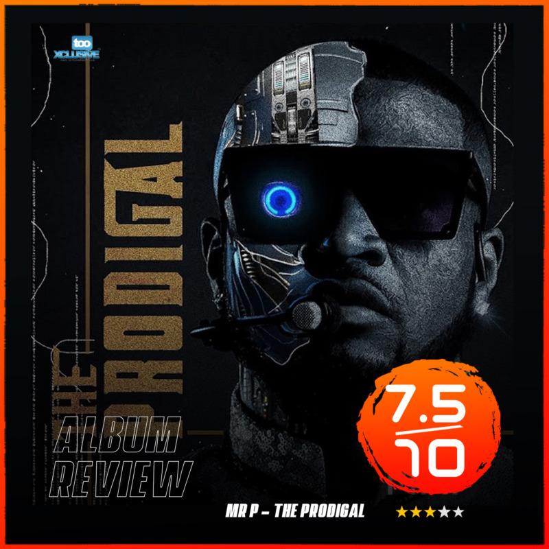 Mr P Prodigal Album