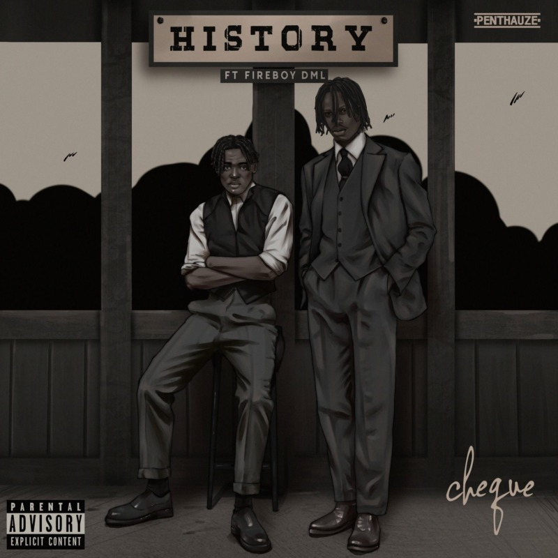 Cheque History Lyrics Fireboy