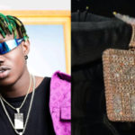 Ice On His Neck: Zlatan Splurges Millions On Customized Zanku Record Pendant