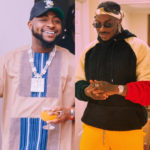 Davido Congratulates Peruzzi As His New Album Tops iTunes Chart