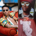 Shocking! Die-Hard Fan Dedicates His First Son To Wizkid