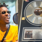 Mr Eazi Bags BRITs Platinum & Silver Certified Awards