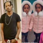 Naira Marley Celebrates His Twin Daughters And Zinoleesky On Their Birthday