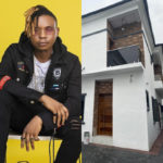Olakira Shows Off His New House And Luxury Car