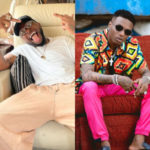 Netizens Pleads With Wizkid & Davido To Squash Their Longtime Beef
