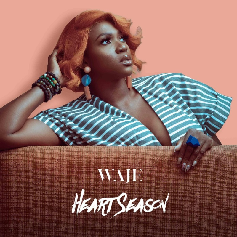 "[EP] Waje – ""Heart Season"" The EP"