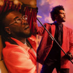 Burna Boy Nominated Alongside The Weeknd At The BRIT 2021 Awards.