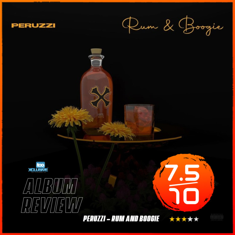 Peruzzi Rum & Boogie Album Review