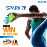 TECNO'S SPARK 7 IS HERE WITH AN UNBEATABLE PRE-ORDER GAME!